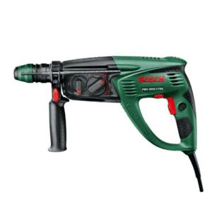 Kleiner Bohrhammer der Marke Bosch für Handwerker