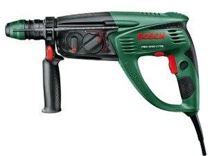 Bohrhammer PBH 3000 in grün