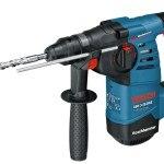 Bosch Bohrhammer in blau und schwarz