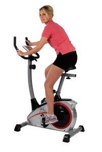 Der Christopeit Heimtrainer Ergometer AL 2 ist bis zu 150 kg belastbar.