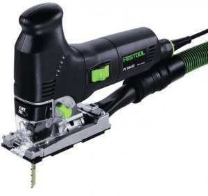 Festool TRION PS 300 EQ-Plus Stichsäge Test