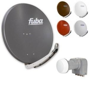 Satellitenschüssel DAA 850 von Fuba im Test
