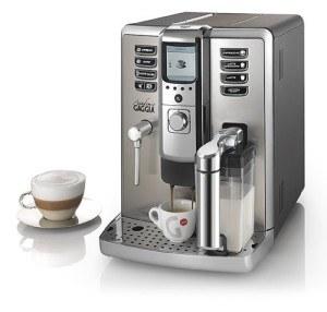 Frontansicht von einem Kaffeevollautomat Academia von Gaggia