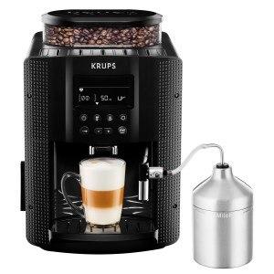 KRUPS Kaffeevollautomat mit Milchaufschäumer