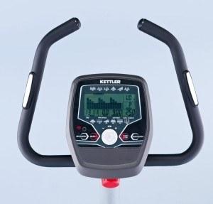Der Kettler Heimtrainer Axos Cycle P hat ein übersichtliches Display.