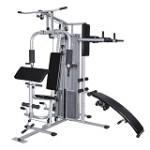 Die Kraftstation Profi Fitnessstation Krafttraining Multistation Gym hat den 3. Platz belegt.