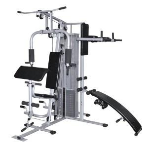 Das Kraftstation Profi Fitnessstation Fitnesscenter Krafttraining Multistation Gym hat ein ausgewogenes Preis-Leistungs-Verhältnis.