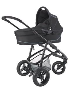 Der Travelsystem des Quinny 77805990 - Speedi-Set ist eine Babyschale enthalten.