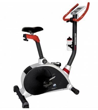 Heimtrainer Spinning Bike von der Seite