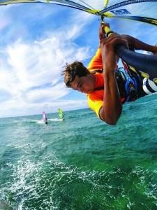 Wassersport mit Action Cam