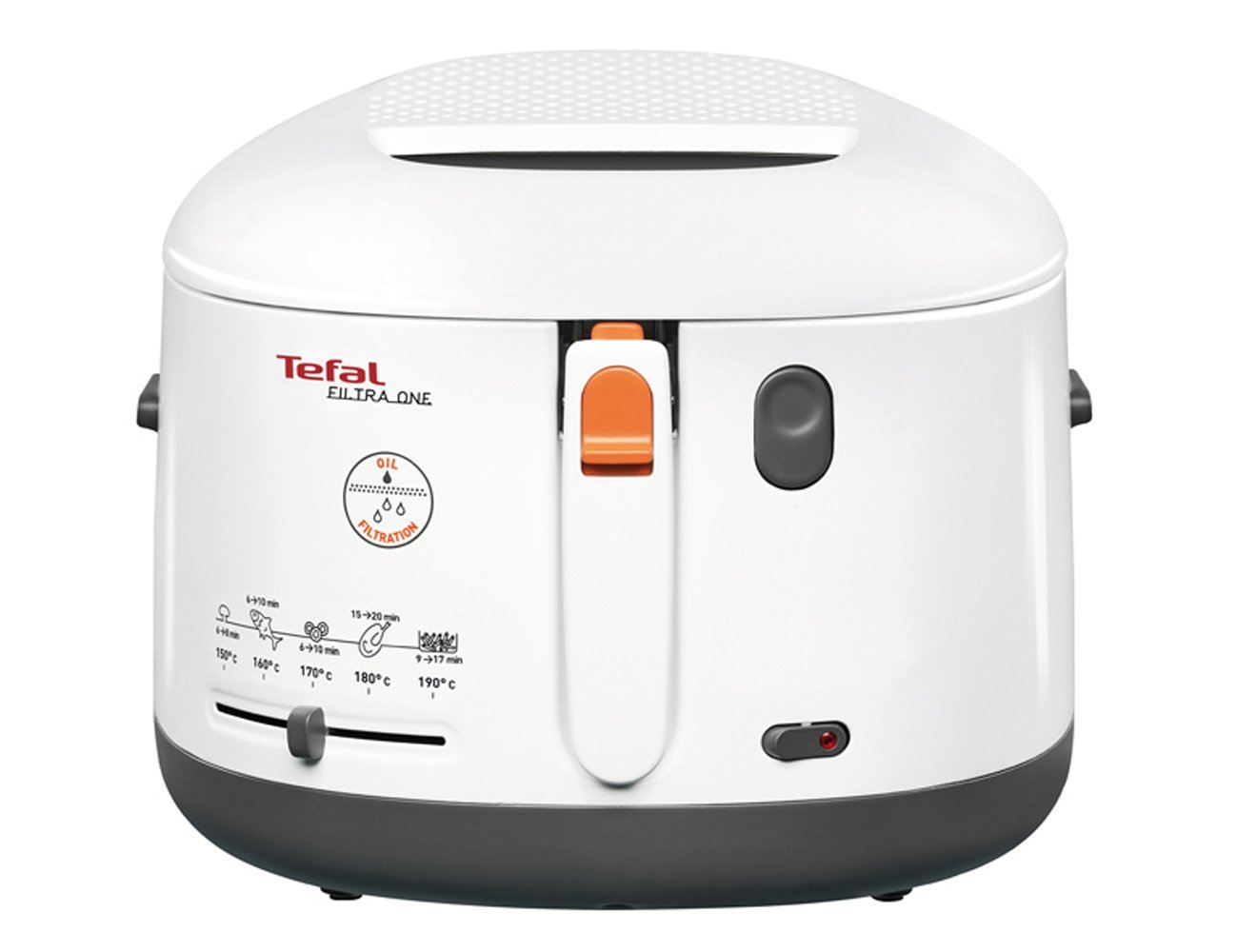 Tefal Ff1631 Fritteuse One Filtra Im Vergleichstest 2018