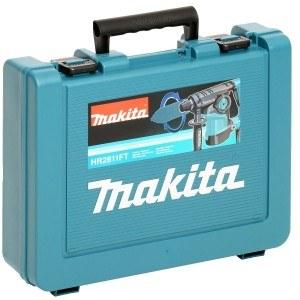 Transportkoffer einer Makita Bohrmaschine mit Schlagfunktion