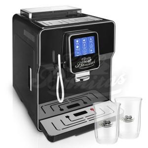 Frontansicht vom Kaffeevollautomat von Bonitas