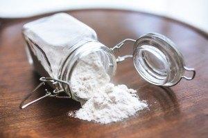 Mehl ist nicht unbegrenzt haltbar.