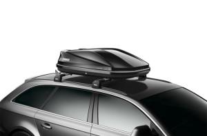 Thule Touring S 100 - Schwarz glänzend