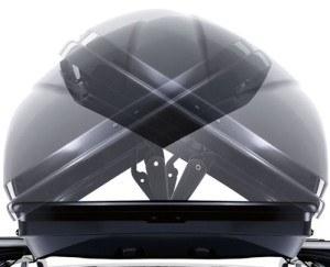 Exklusive Dachbox Spazio 420 von BB-EP