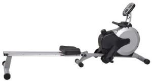 Das AsVIVA Rudergerät Ergometer Rower Cardio XI Fitness, RA11 im großen Rudergeräte Test.