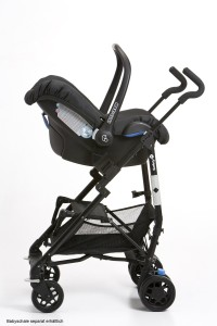 Safety 1st 12404412 Easy Way Komfort-Buggy - Babyschale
