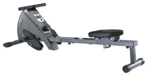 Das Body Coach Magnetisches Rudergerät mit Aluminiumschiene, silbern/schwarz, 153 x 52 x 45 cm, 28651 für Sie getestet.