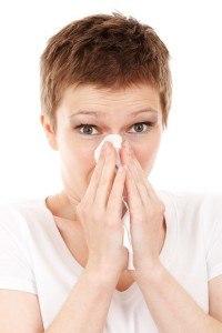 Vorsicht bei Erkältungen