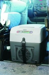 Waeco 9105302085 TropiCool TC 21 im Auto