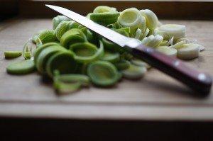 Die späteren Messer waren aus rostfreiem Stahl.