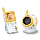 Das Janosch by Beurer JBY 101 Video-Babyphone ist auf dem 8. Platz.