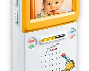 Die Kindgerechte Optik macht das Janosch by Beurer JBY 101 Babyphone besonders attraktiv.