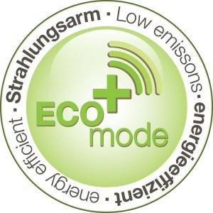 Für Strahlungsarme Nutzung hat das Janosch by Beurer JBY 101 einen EcoMode.