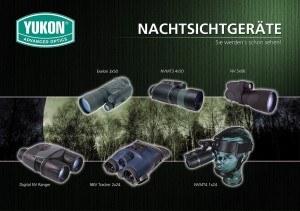 Modelle Yukon Nachtsichtgeräte