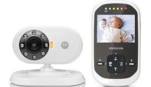Das Motorola MBP 25 Digitales Babyphone mit TFT-Farbdisplay für Sie getestet.