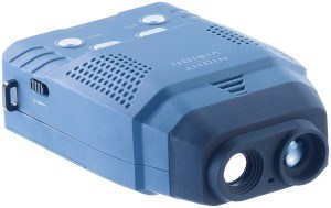 Seitenansicht Zavarius Nachtsichtgerät DN-500