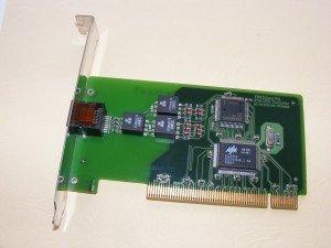 AVM_PCI_ISDN_Karte
