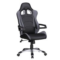 Dieser Bürostuhl ist für Gamer bestens geeignet