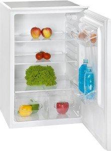 Der Bomann VSE 228.1 Einbau-Kühlschrank verbraucht 120 Kilowattstunden pro Jahr.