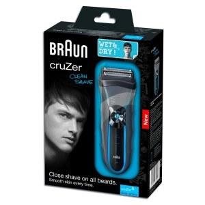 Rasierer Braun cruZer 6 Clean Shave Wet & Dry Verpackung