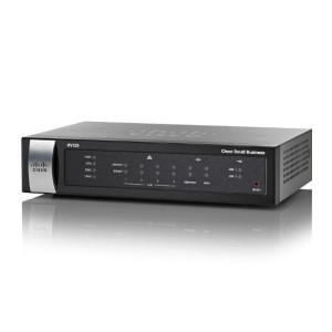 Cisco RV320 Dual WAN Router Hauptbild