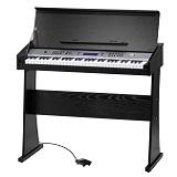 Das FunKey DP-61 II Digitalpiano und Ständer ist auf dem 6. Platz im großen Keyboard Test.