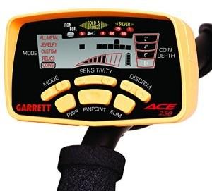 Garette Ace 250 LCD Bildschirm