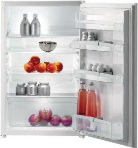 Der Gorenje RI 4092 AW Einbaukühlschrank hat die Energieklasse A++.
