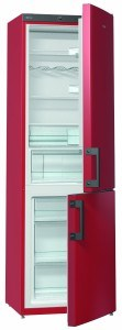 Den Gorenje RK 6192 ERD gibt es in 6 verschiedenen Farben.