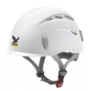 Im Klettersteigset Black Diamond Easy Rider ist ein Helm inklusive.