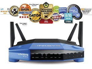 Router Linksys WRT1900AC-EJ Auszeichnungen