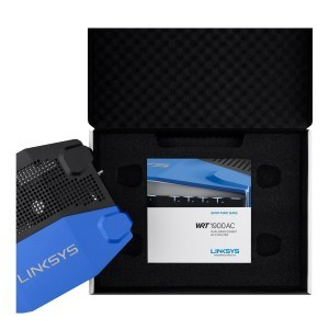 Router Linksys WRT1900AC-EJ Verpackung