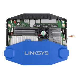 Router Linksys WRT1900AC-EJ offen