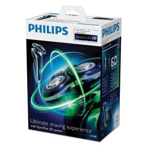 PHILIPS RQ 1280/17 Senso Touch 3D Packung