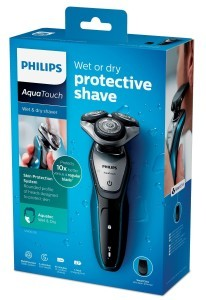 PHILIPS S5420/06 AquaTouch Verpackung
