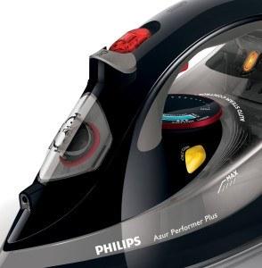Füllöffnung des Philips-Bügeleisens