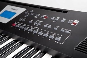 Die Keyboards haben sehr viele verschiedene Funktionen.
