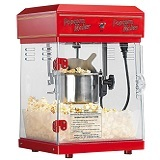 Die Rosenstein & Söhne Profi-Popcorn-Maschine